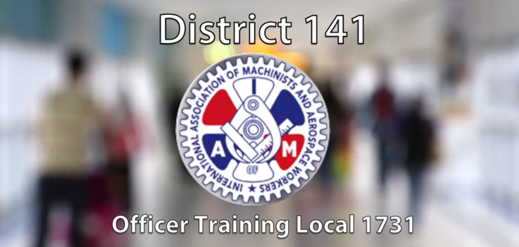 officer training local 1731