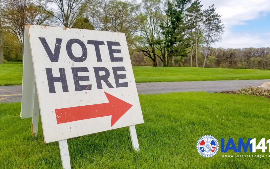 IAMAW District Lodge 141 Referendum Vote Locations