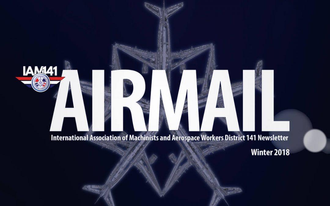 IAM141 Airmail: Winter 2018