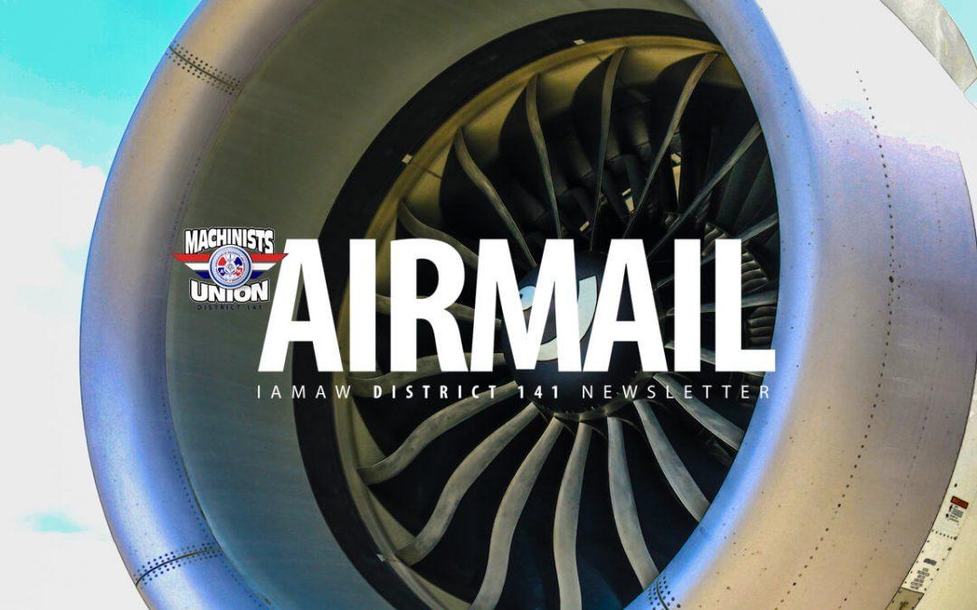 IAM141 Airmail: Summer 2019