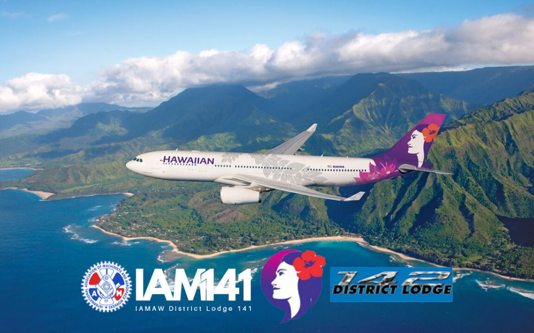 Hawaiian Airlines Joint Negotiation Team Begins Preparation for Talks