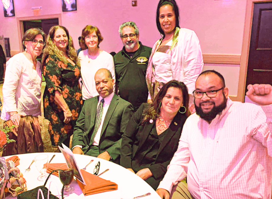 Local 914 Honored by Mentoring Program in Newark