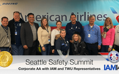 Joint Union / Company Safety Audit at Sea-Tac